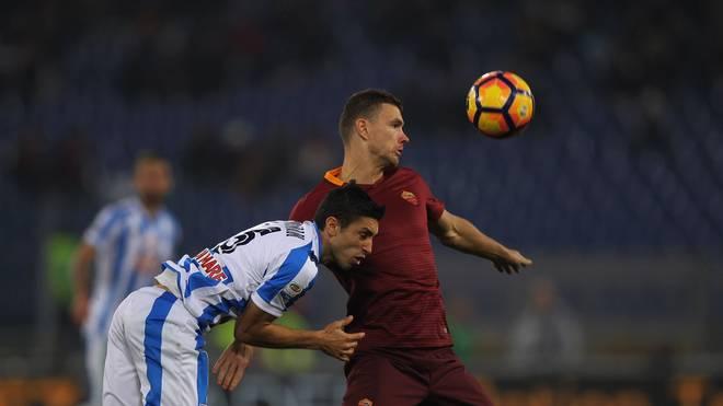 AS Roma v Pescara Calcio - Serie A