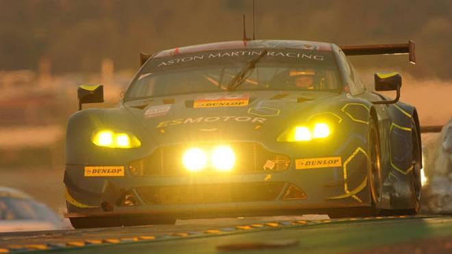 TF Sport wird mit einem Aston Martin an allen WEC-Rennen teilnehmen