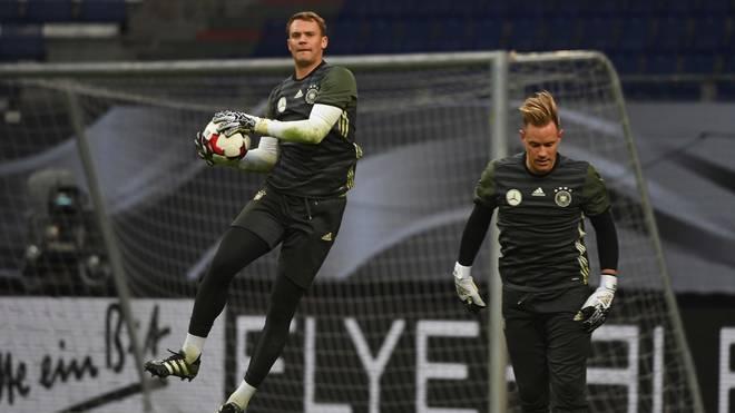 Manuel Neuer und Marc-Andre ter Stegen stehen im Viertelfinale der Champions League