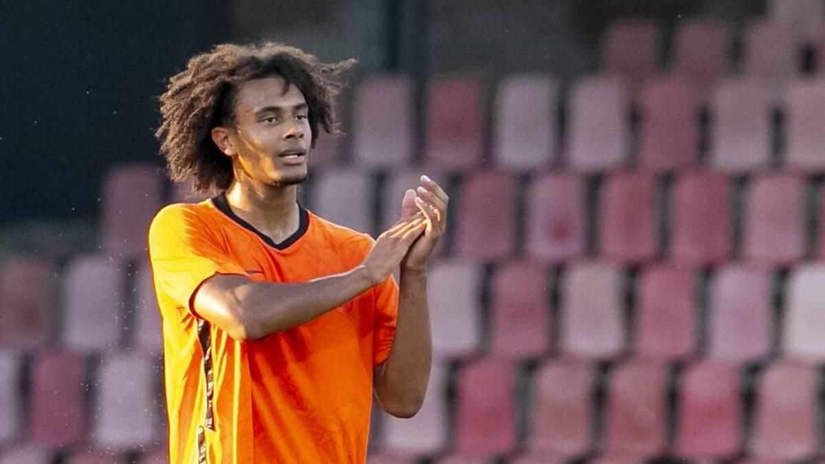 Zirkzee trumpft in U21 auf