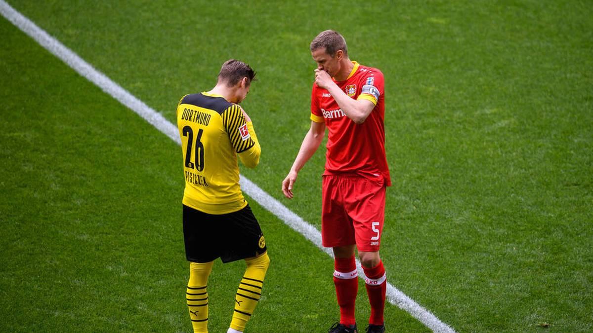 Lukas Piszczek (l.) und Sven Bender (r.) sollen ein Abschiedsspiel bekommen