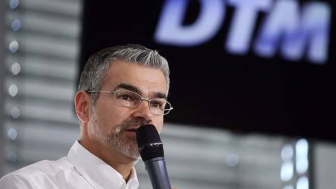 Dieter Gass ist sich sicher: Mit der DTM geht es bergauf