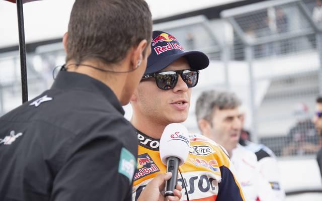 MotoGP: Stefan Bradl ersetzt Jorge Lorenzo auch in Brünn. Stefan Bradl war bereits am Sachsenring als Ersatzmann für Lorenzo unterwegs