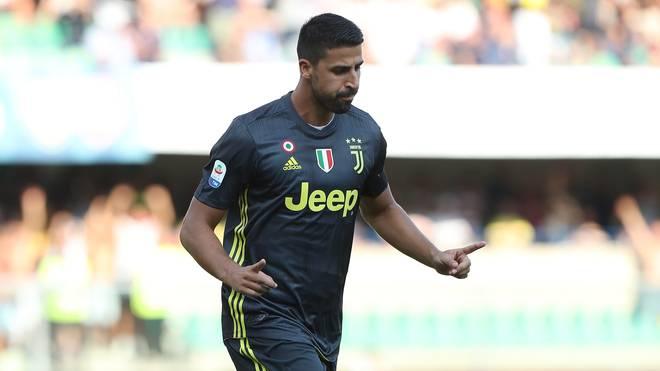 Serie A: Sami Khedira bei Juventus Turin nach Herz-OP vor Comeback, Die Leidenszeit von Sami Khedira neigt sich den Ende zu