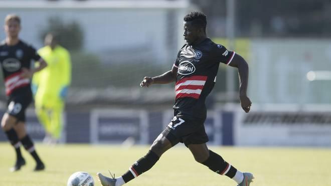 Nana Ampomah wechselte aus Belgien zu Fortuna Düsseldorf
