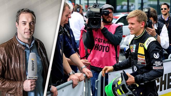 SPORT1-Kolumne von Patrick Simon zu Mick Schumacher und ADAC Formel 4