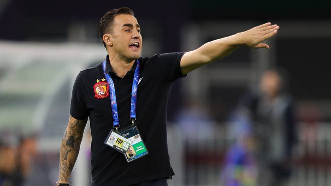 1. FC Köln: Fabio Cannavaro im Modeste-Prozess als Zeuge bestellt, Fabio Cannavaro trainiert den chinesischen Topklub Guangzhou Evergrande