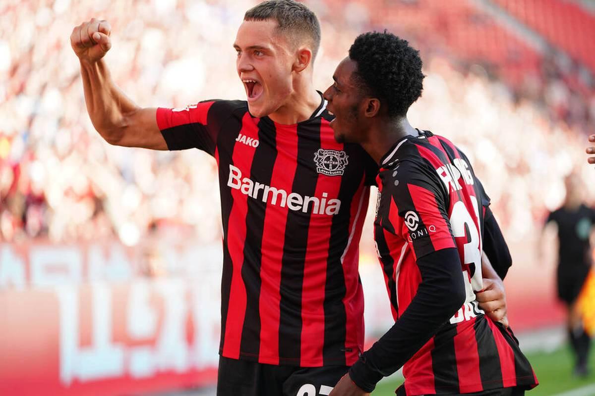 Bayer Leverkusen gewinnt gegen den FSV Mainz 05 knapp mit 1:0. Torschütze Wirtz avanciert zum Matchwinner.