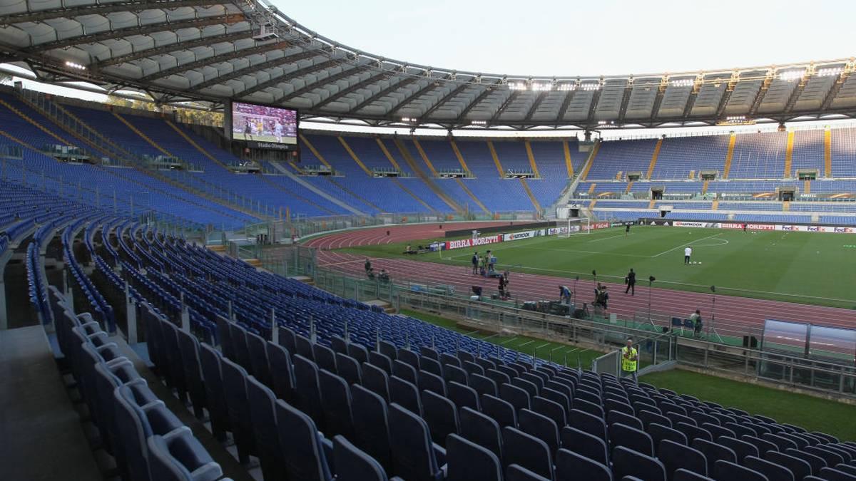 Verlegt die Serie A alle Spiele nach Rom?