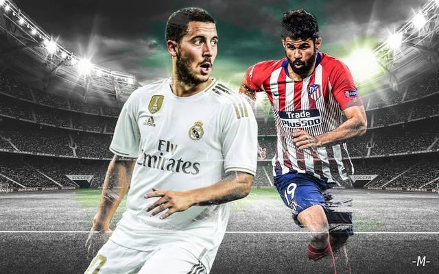 Real vs. Atlético