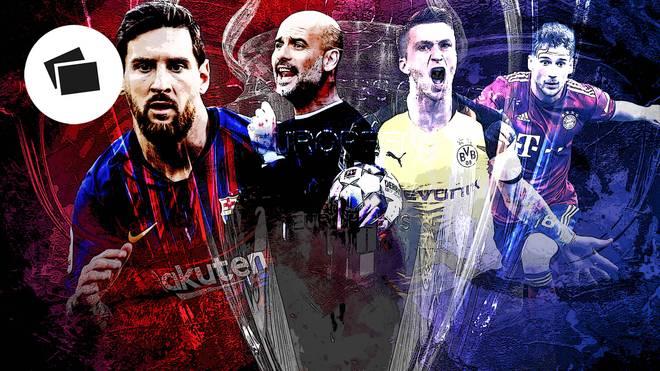 Am 12. Februar beginnt die K.o.-Phase der Champions League