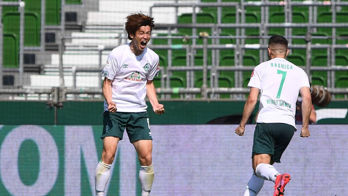 Der SV Werder Bremen geht nach dem 6:1 gegen Köln mit ordentlich Selbstbewusstsein in die Relegationsspiele gegen den 1. FC Heidenheim.