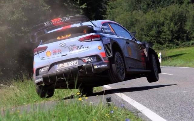 Hayden Paddon darf in Wales wieder für Hyundai in der WRC fahren
