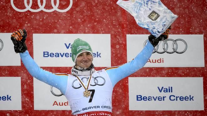 Felix Neureuther gewinnt bei der WM 2015 Bronze im Slalom