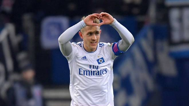 Hamburger SV, Lewis Holtby