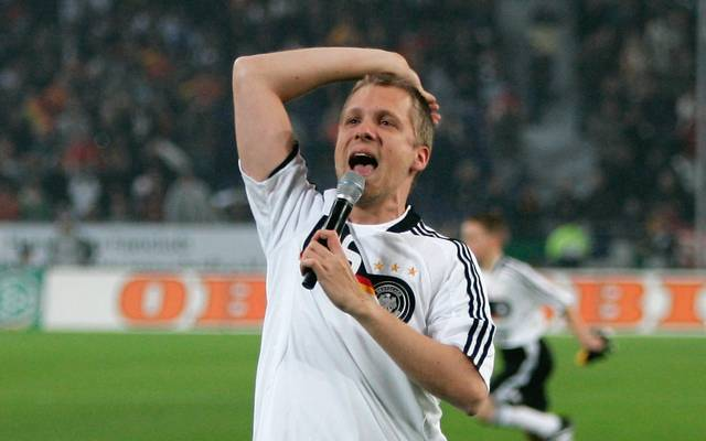 Euro2008 Qualifier - Germany v Cyprus