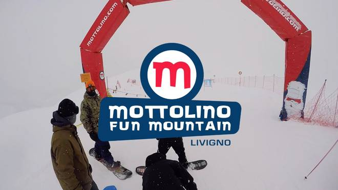 Sidehits and more in Mottolino