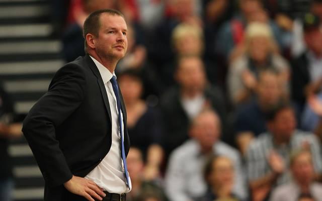 Henrik Rödl gibt sein Debüt als Basketball-Bundestrainer gegen Georgien