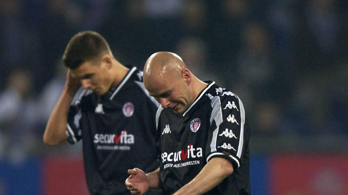 Die schlechtesten Absteiger der Bundesliga-Geschichte: FC St. Pauli