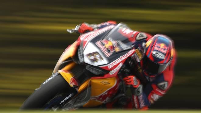 FIM World Superbike Championship Australia - Practice