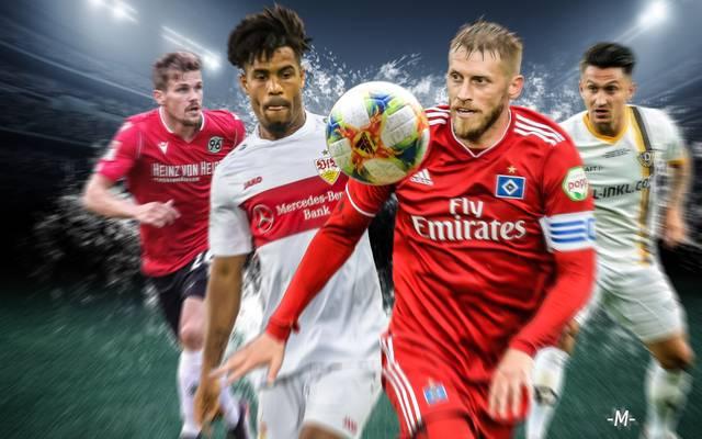 Sky Sport News HD: Die 2. Bundesliga auf SPORT1