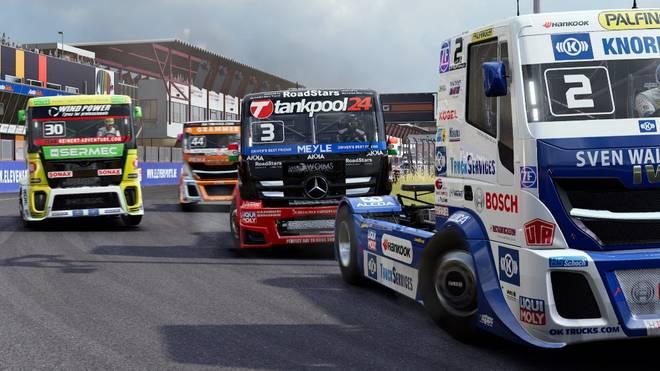 European Truck Racing als eSports Championship
