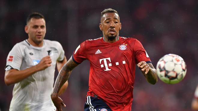 Zum Saisonauftakt hatten Jerome Boateng (r.) und der FC Bayern einen 3:1-Sieg gegen Hoffenheim gefeiert