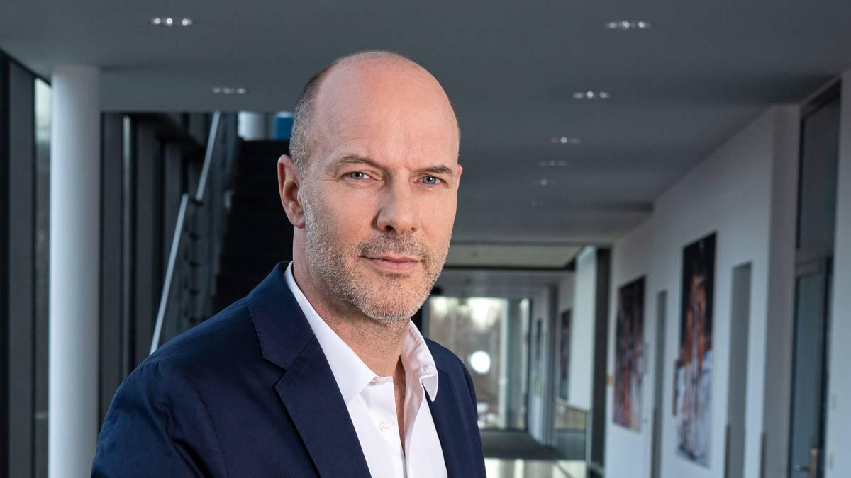 Olaf Schröder, Vorstandsvorsitzender der Sport1 Medien AG und Vorsitzender der Geschäftsführung der Sport1 GmbH