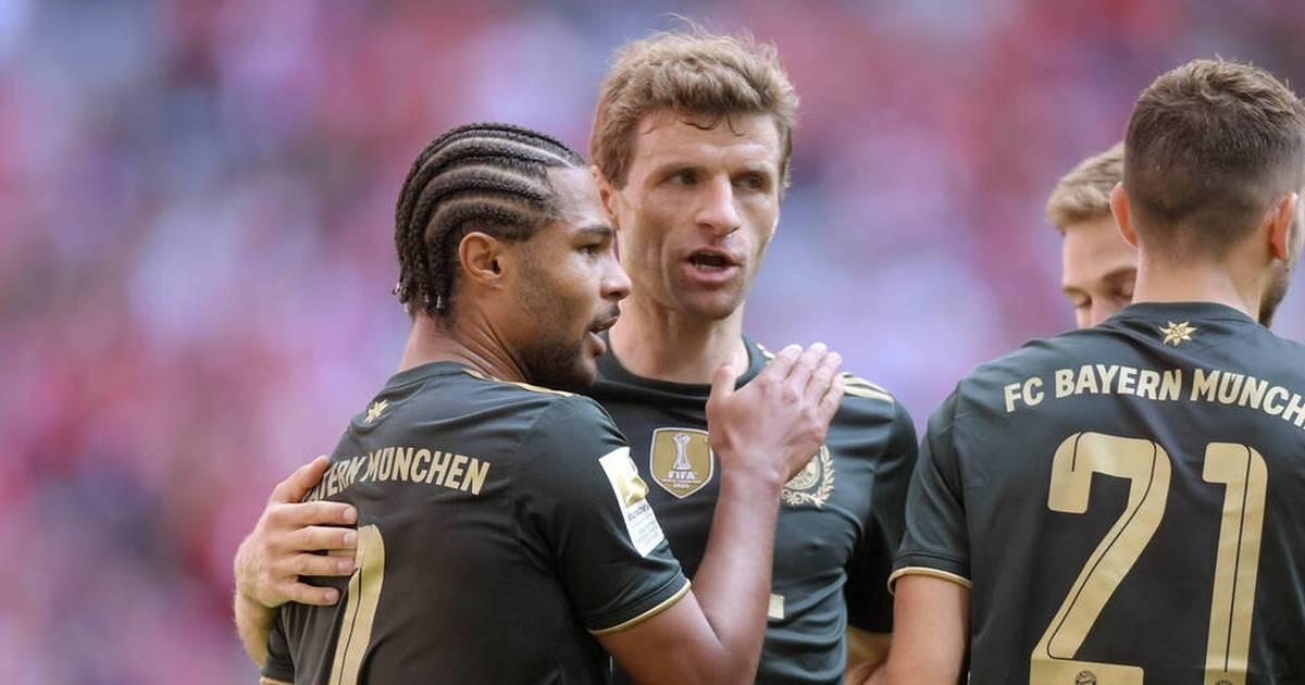 FC Bayern: Serge Gnabry threatens failure against Greuther Fürth – SPORT1