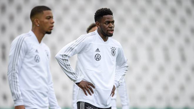 Germany U21 Training Session