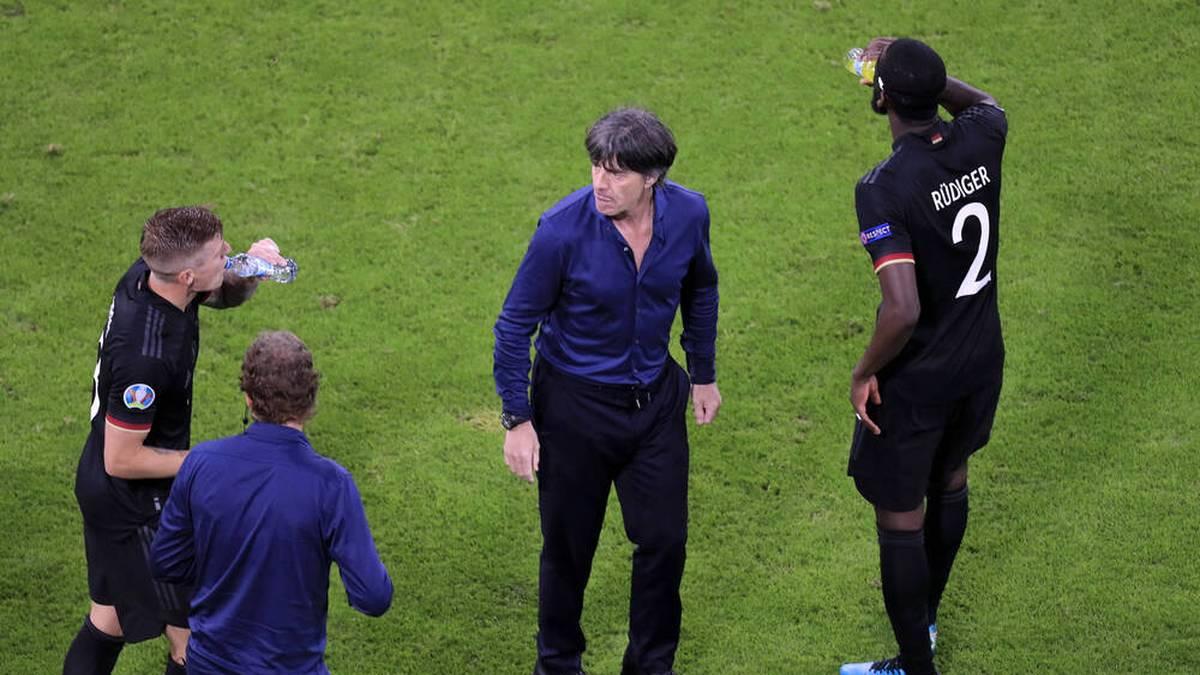 Joachim Löw und das DFB-Team offenbarten einige Schwächen