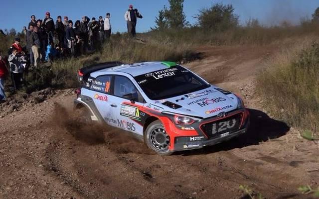 Hayden Paddon gewinnt in Argentinien erstmals eine WRC-Rallye