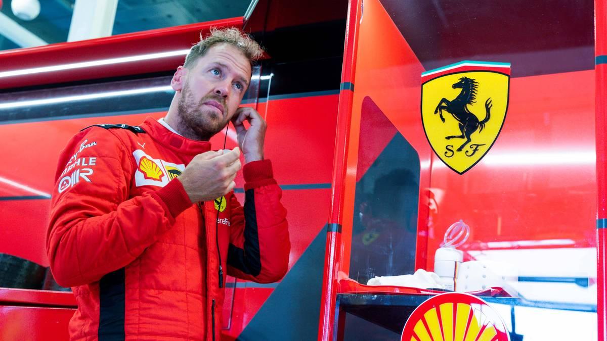 Sebastian Vettel erlebt in Silverstone mal wieder ein Rennen zum Vergessen. Trotzdem könnte er der heimliche Gewinner sein.