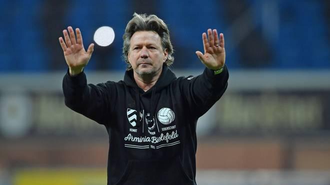 FC Ingolstadt: Jeff Saibene wird neuer Trainer der Schanzer, Jeff Saibene trainierte in der vergangenen den Zweitligisten Arminia Bielefeld