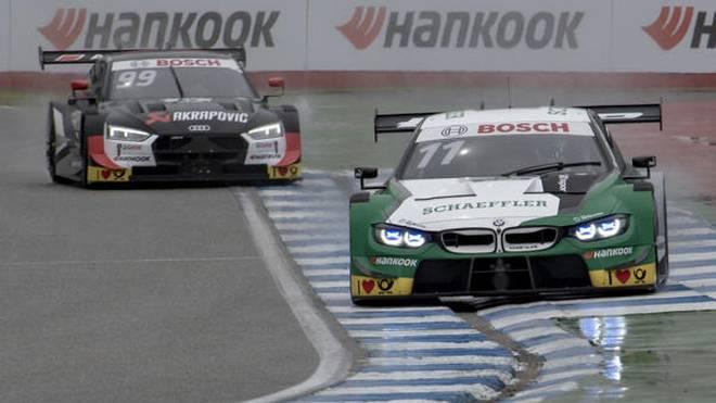 BMW-Pilot Marco Wittmann erlebt derzeit einen Saisonauftakt nach Maß