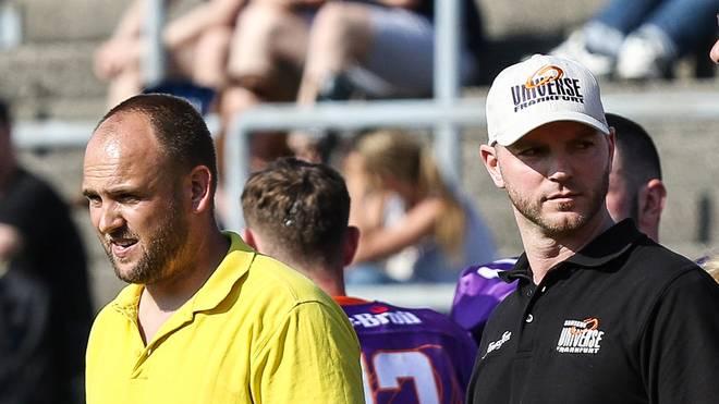 Brian Caler ist nicht länger Head Coach bei Frankfurt Universe