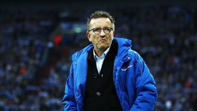 Norbert Meier wurde bei Darmstadt 98 als Trainer entlassen