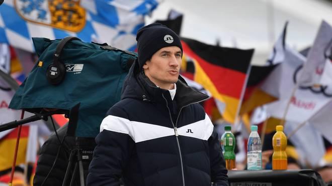 Mannschafts-Olympiasieger Martin Schmitt beendete 2014 seine aktive Karriere