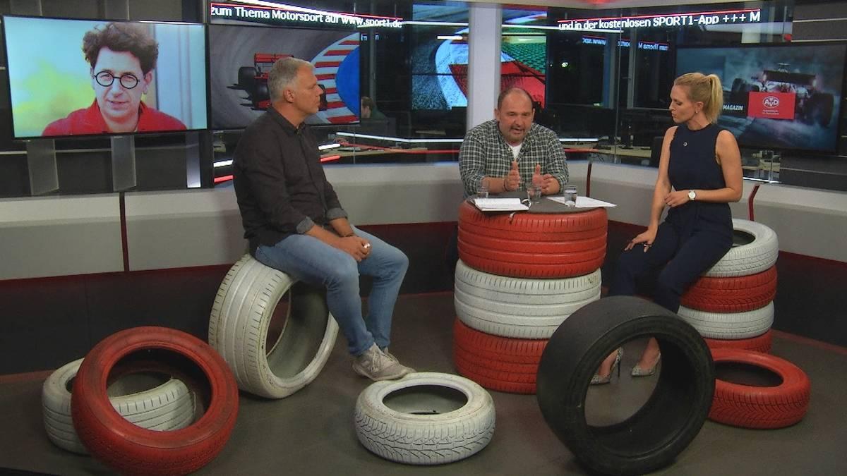 Im AvD Motorsport Magazin kritisiert der frühere Formel-1-Teamchef Colin Kolles Ferrari-Teamchef Mattia Binotto. In dem Ingenieur sieht er keinen geeigneten Teamchef.