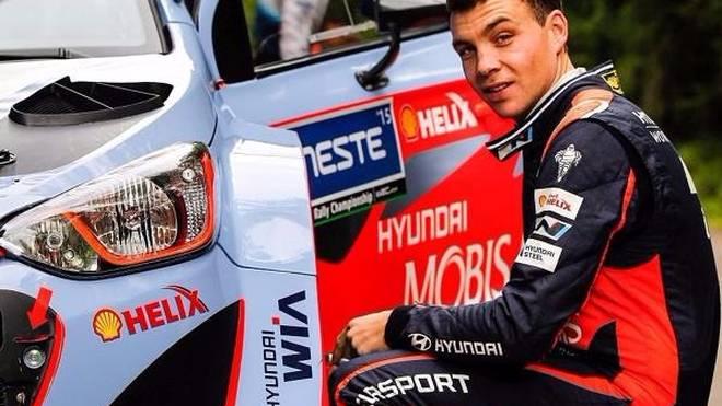 Hayden Paddon bleibt Hyundai auch in Zukunft treu