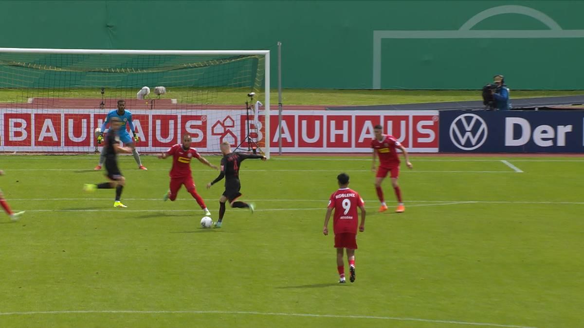 Jahn Regensburg krönt den starken Saisonstart mit einem souveränen Sieg gegen Rot-Weiss Koblenz. Ex-Dortmund-Juwel Jan-Niklas Beste wird zum Matchwinner.