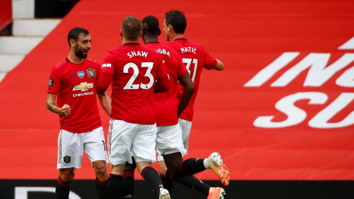 United feiert Kantersieg - Chelsea bleibt Vierter