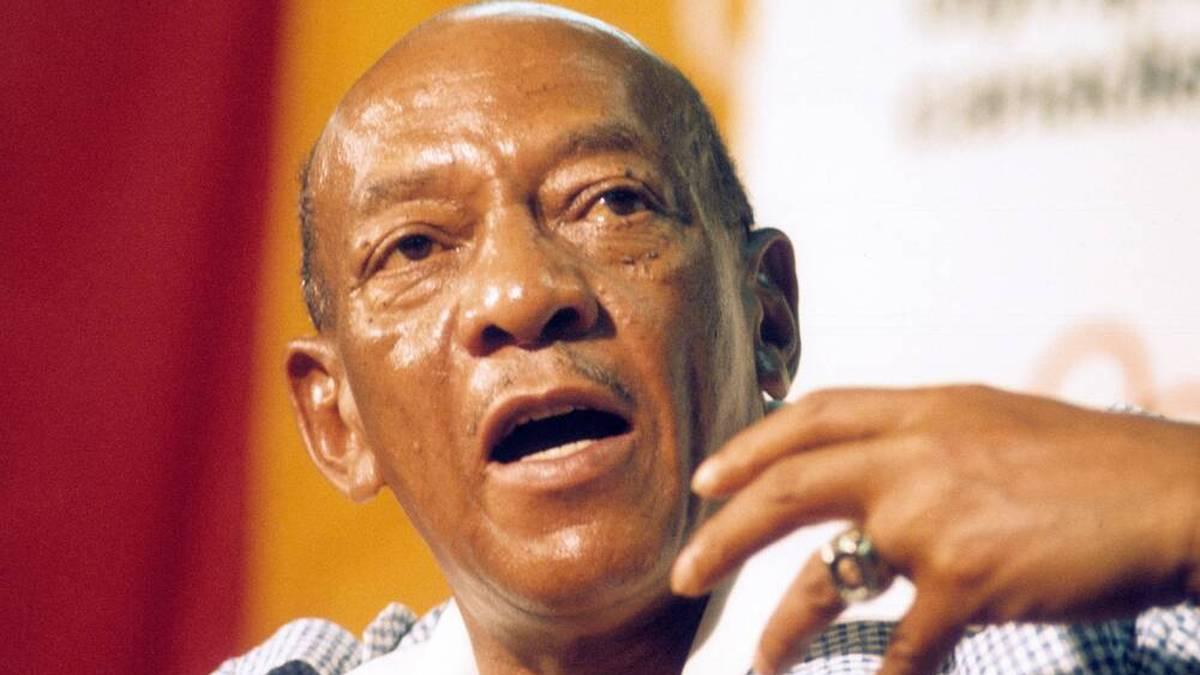 Jesse Owens starb 1980, Todesursache war Lungenkrebs