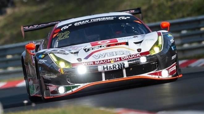 Georg Weiss zieht seine Wochenspiegel-Ferraris von der Nordschleife zurück