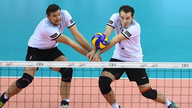 Die deutschen Volleyballer haben den Einzug in die Finalrunde verpasst