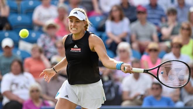 TENNIS-GBR-EASTBOURNE-WTA