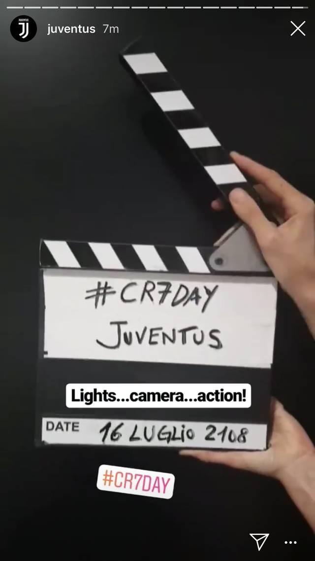 Klappe für Ronaldo: Bei Juve-TV äußert sich der Superstar als erstes