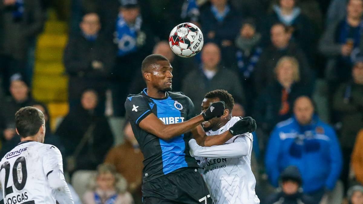 Der FC Brügge (blau) war zum Zeitpunkt des Saison-Unterbruchs Tabellenführer