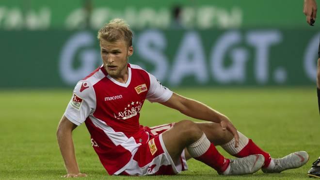 Sebastian Andersson traf gegen Paderborn nur die Latte