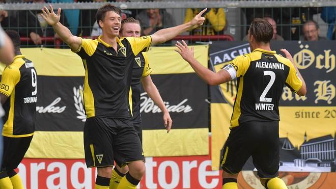 Alemannia Aachen will mit einem Sieg gegen den Wuppertaler SV nachlegen